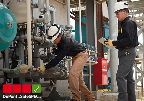 DuPont™ SafeSPEC™ product selector